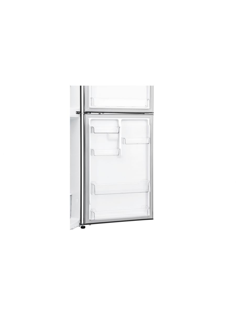 437L Top Freezer Refrigerator, Silver Color, Inverter Linear Compressor, DoorCooling+™