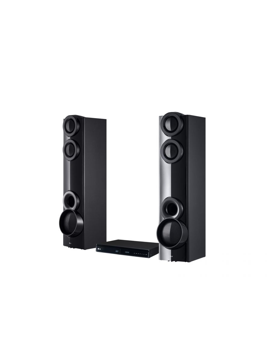LG Home Theater System/ 3D Blu-ray™ / DVD  1000 W/ 4.2 Ch.